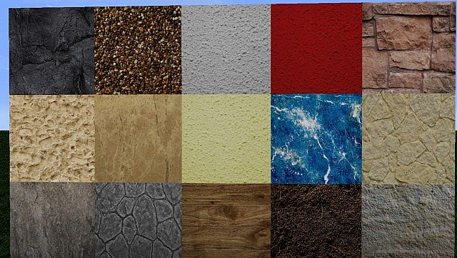 f03b6  Big realistic texture pack 1 [1.5.2/1.5.1] [128x] Big Realistic Texture Pack Download
