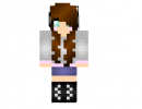 f2799  Adorable brunette girl skin1 130x100 [1.11.2] Integrated Tunnels Mod Download