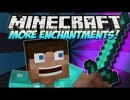 [1.8] More Enchantments Mod Download