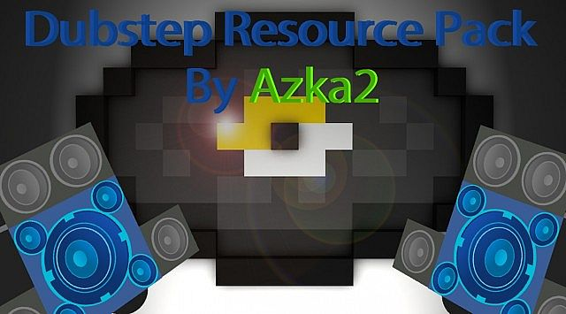 02352  Dubstep resource texture pack [1.7.2/1.6.4] [16x] Dubstep Resource Texture Pack Download
