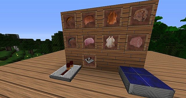 0430e  Full of life texture pack 2 [1.7.2/1.6.4] [128x] Full of Life Texture Pack Download