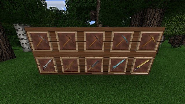 161ff  Full of life texture pack 10 [1.7.2/1.6.4] [128x] Full of Life Texture Pack Download