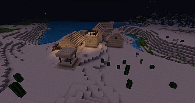 16b01  Hyperion hd texture pack 3 [1.7.2/1.6.4] [64x] Hyperion HD Texture Pack Download