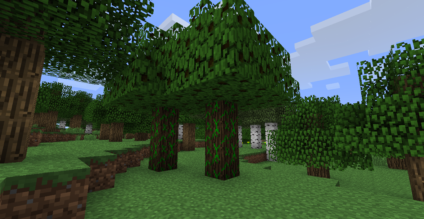 1bc93  cocoa tree 4 by wh reaper d4s70w9 CocoaCraft Screenshots