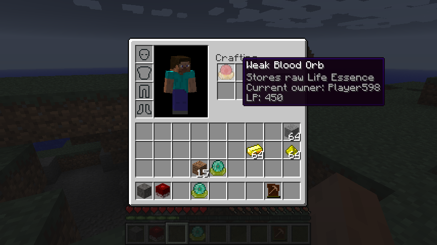 35246  UxhkHGp Blood Magic Screenshots and Recipes