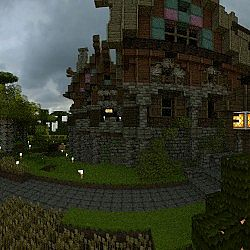 43561  The panorama 2 texture pack 3 [1.7.2/1.6.4] [16x] The Panorama # 2 Texture Pack Download