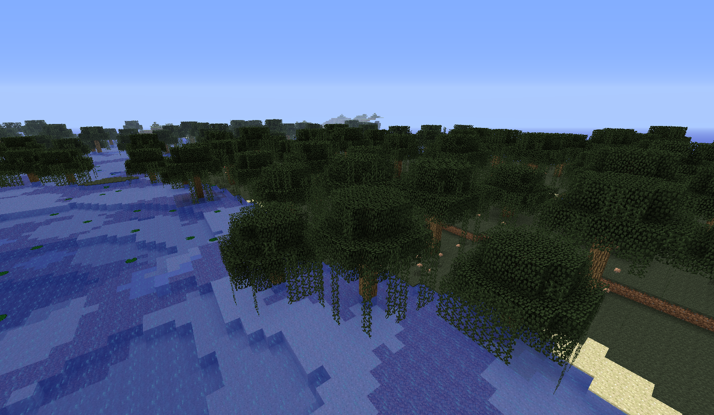 Natural Biomes 2 Mod