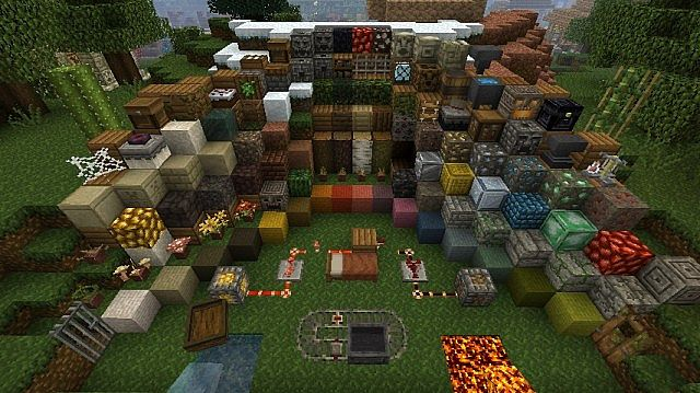 45c30  Fortune glory texture pack 1 [1.7.2/1.6.4] [16x] Fortune & Glory Texture Pack Download