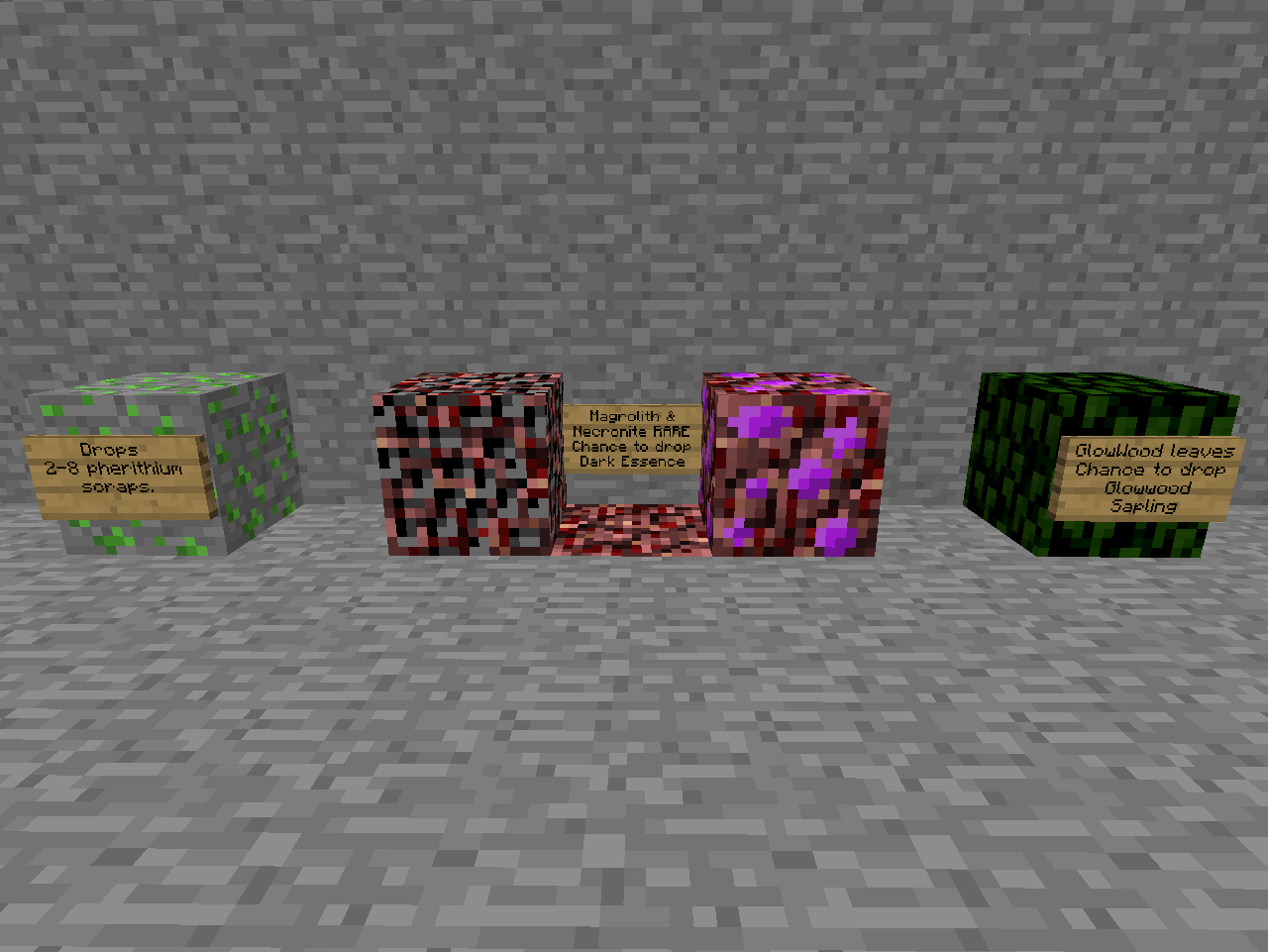 600b3  m5zc Rare Ores Screenshots