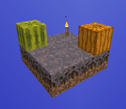 SkyZone World Generation Mod
