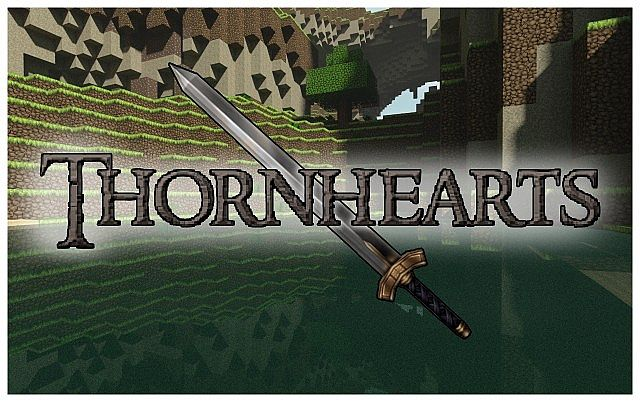 6fe0b  Thornhearts texture pack [1.7.2/1.6.4] [32x] Thornhearts Texture Pack Download