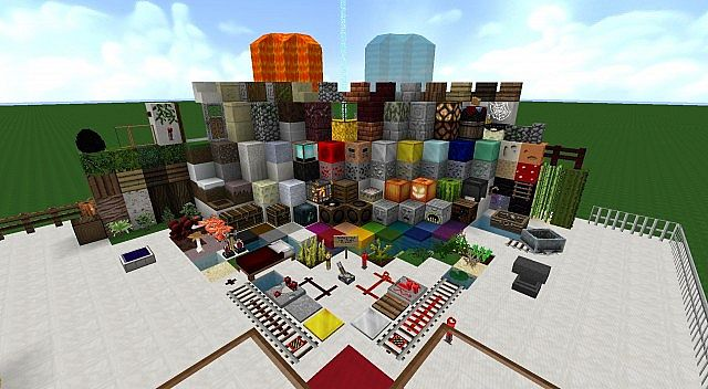 72732  Onigiris texture pack [1.7.2/1.6.4] [32x] Onigiris Texture Pack Download