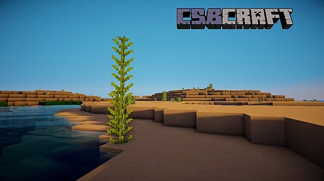 7e683  CSB texture pack [1.7.10/1.6.4] [16x] CSB Texture Pack Download