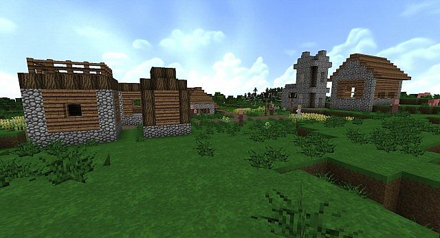 7face  Onigiris texture pack 2 [1.7.2/1.6.4] [32x] Onigiris Texture Pack Download