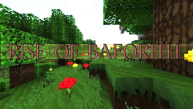 86b03  Rise of baforith texture pack [1.7.2/1.6.4] [32x] Rise of Baforith Texture Pack Download