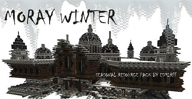 87ef9  Moray winter texture pack [1.7.10/1.6.4] [32x] Moray Winter Texture Pack Download