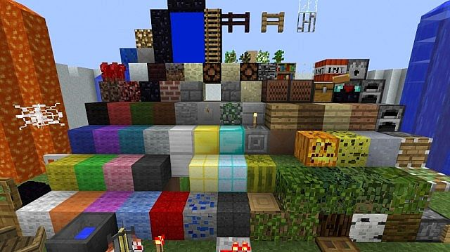 8903a  24 bit shinier than water texture pack 4 [1.7.2/1.6.4] [32x] 24 BIT Shinier Than Water Texture Pack Download