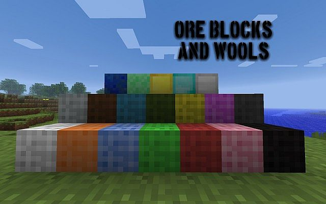 91798  Magicraft 8 bit texture pack 3 [1.7.2/1.6.4] [8x] MagiCraft 8 Bit Texture Pack Download