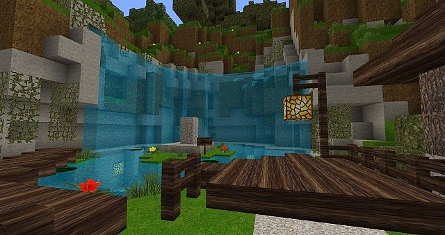 926ba  Hyperion hd texture pack 8 [1.7.2/1.6.4] [64x] Hyperion HD Texture Pack Download