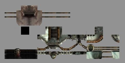 939a2  Fallout 3 texture pack 4 [1.7.2/1.6.4] [64x] Fallout 3 Texture Pack Download
