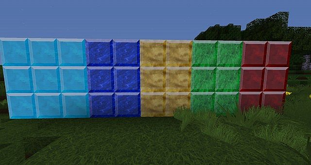 9dac7  Full of life texture pack 3 [1.7.2/1.6.4] [128x] Full of Life Texture Pack Download