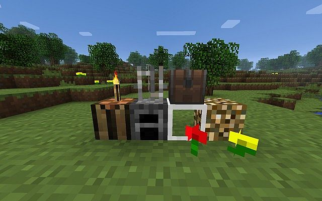 a3460  Magicraft 8 bit texture pack 4 [1.7.2/1.6.4] [8x] MagiCraft 8 Bit Texture Pack Download