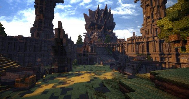 a7022  The Eternal Fortress of Nar Map 5 The Eternal Fortress of Nar Map Download