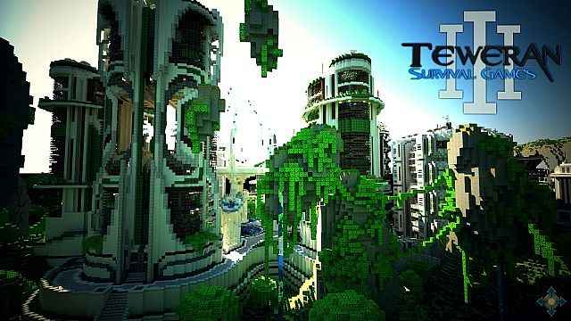 b3332  Teweran Survival Games 3 Futuristic City Map 1 Teweran Survival Games 3 – Futuristic City Map Download