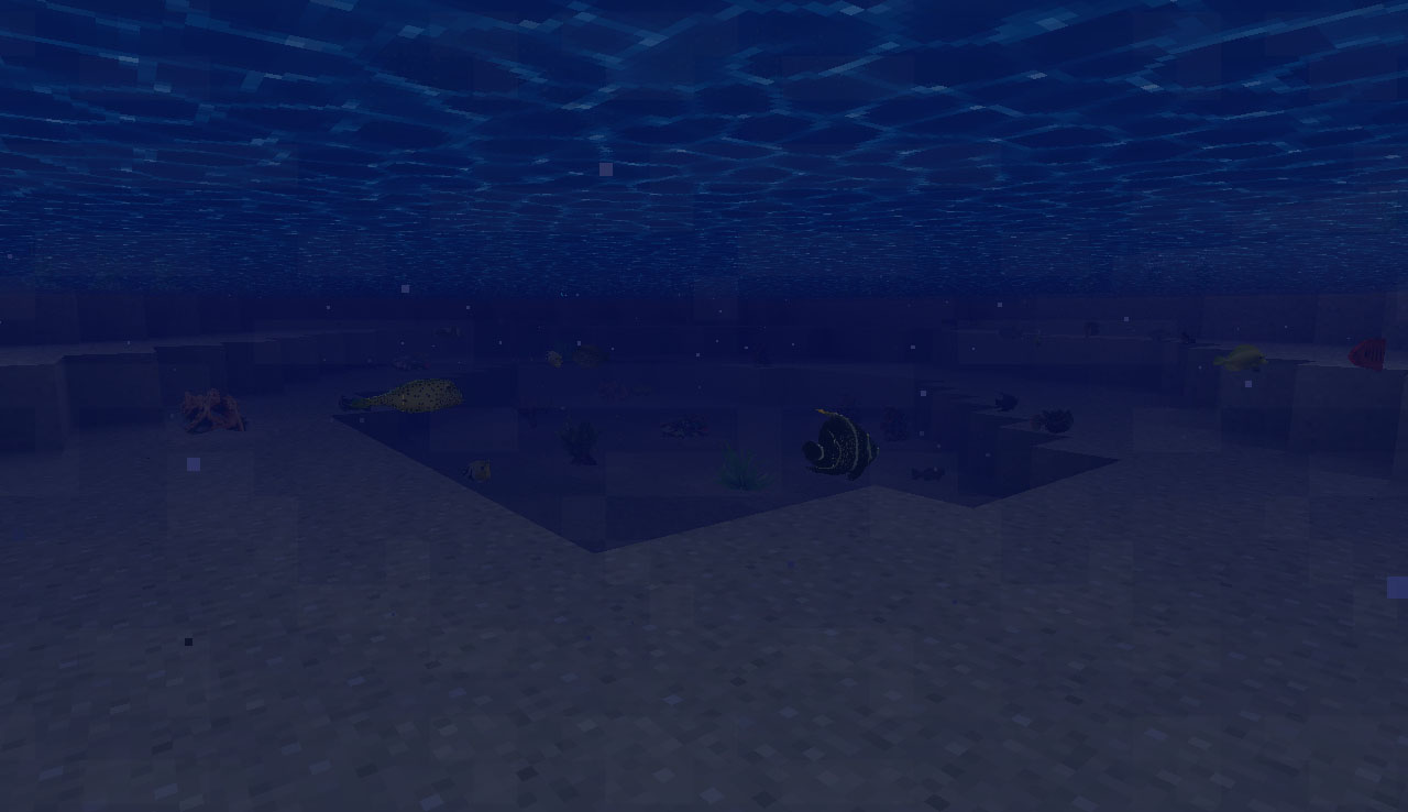 b665b  fish underwater SimCraft Screenshots