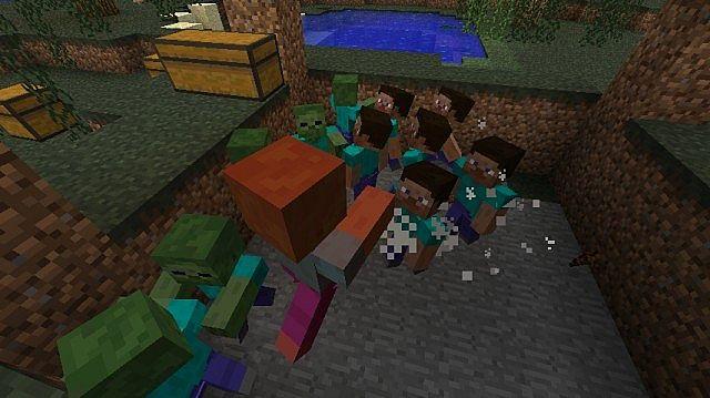 ba23c  Steve Mod 1 Steve Screenshots
