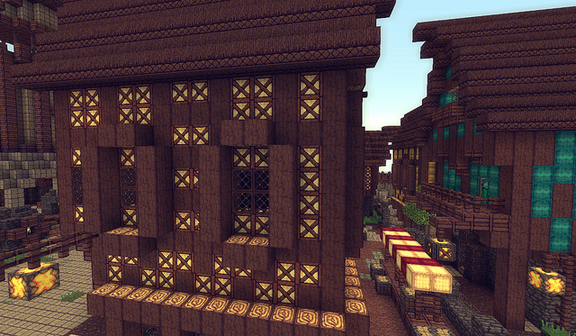 d60df  A piece of fantasy texture pack 4 [1.7.2/1.6.4] [32x] A Piece of Fantasy – RPG Texture Pack Download