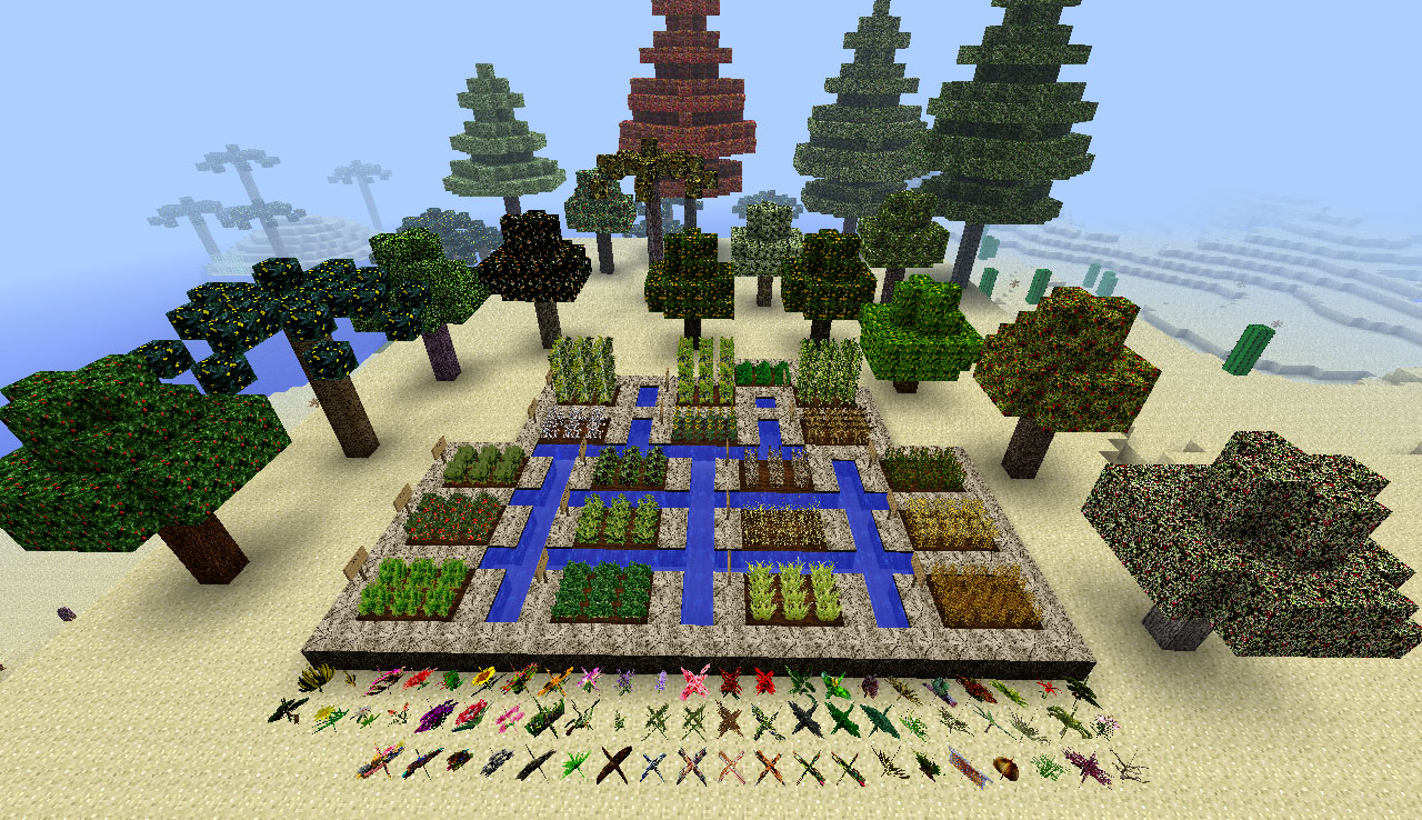d71bc  plants crops trees SimCraft Screenshots