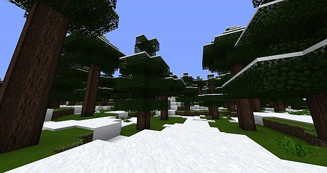 e4ca4  Thornhearts texture pack 7 [1.7.2/1.6.4] [32x] Thornhearts Texture Pack Download