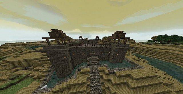e55d1  Lincraft texture pack 3 [1.7.2/1.6.4] [32x] LinCraft Texture Pack Download