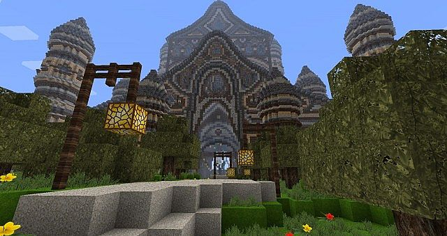 f72e5  Hyperion hd texture pack 4 [1.7.2/1.6.4] [64x] Hyperion HD Texture Pack Download
