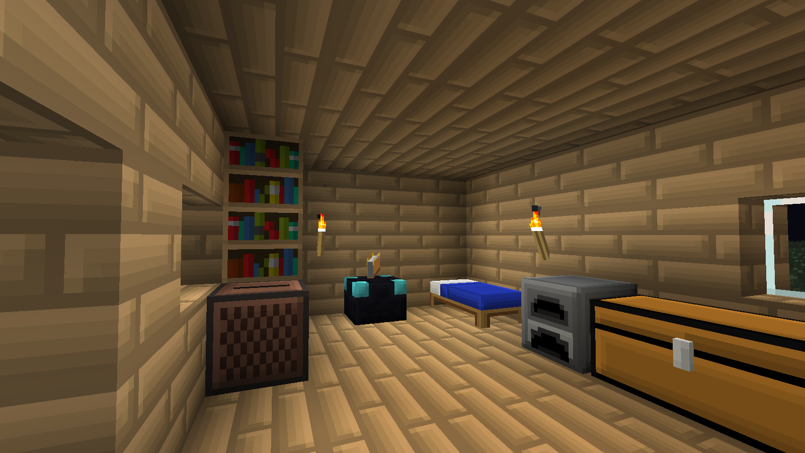 01f36  Boxcraft texture pack 2 [1.7.2/1.6.4] [16x] BoxCraft Texture Pack Download