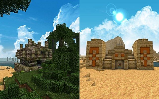 0e365  Halcyon days texture pack 5 [1.7.2/1.6.4] [32x] Halcyon Days Texture Pack Download