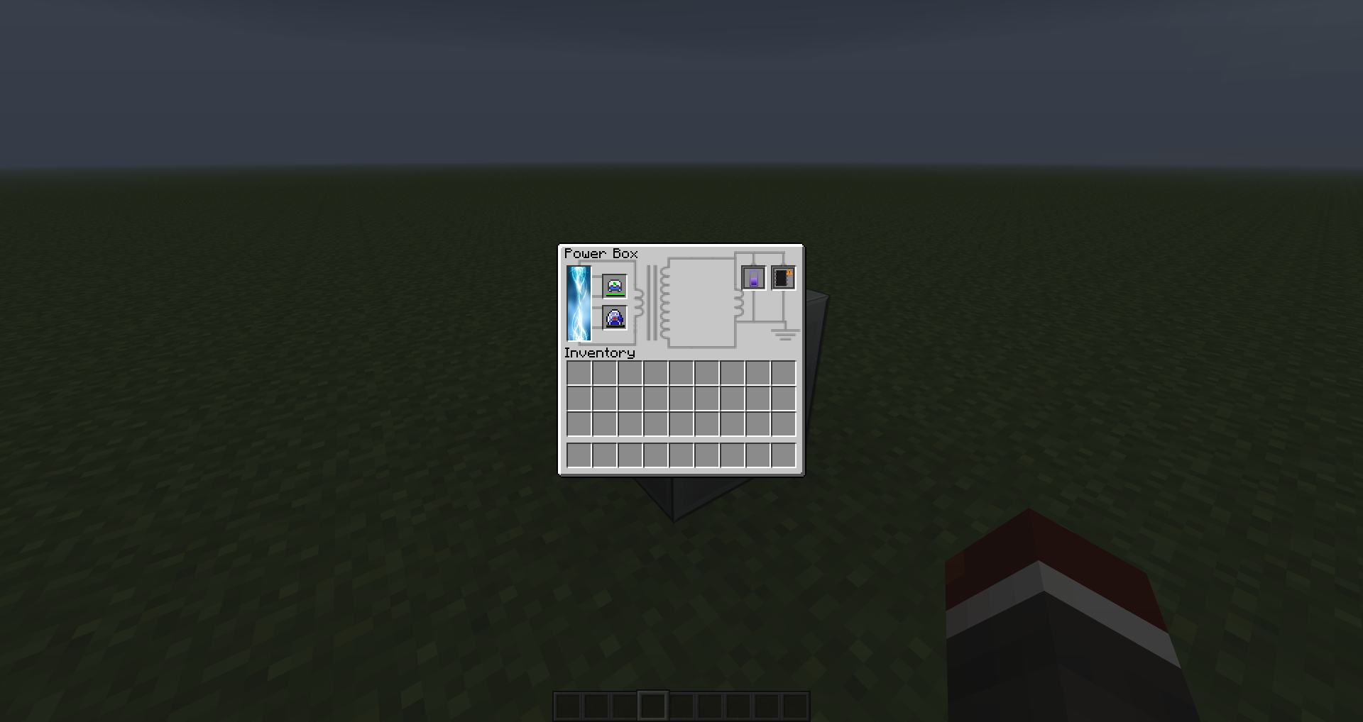 15a7f  WhatTheGuiLooksLikeWithItems Power Boxes Screenshots