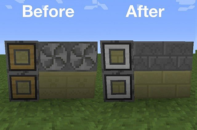 1beec  Memorys modern texture pack 5 [1.7.2/1.6.4] [16x] Memory's Modern Texture Pack Download