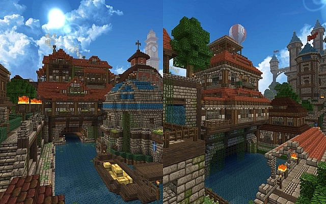 2145f  Halcyon days texture pack 12 [1.7.2/1.6.4] [32x] Halcyon Days Texture Pack Download