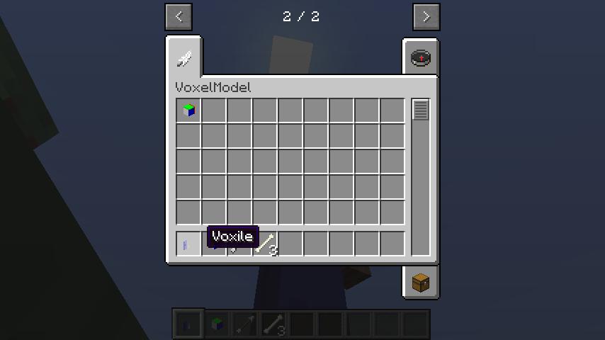 247b5  5riSFMe VoxelModel Screenshots