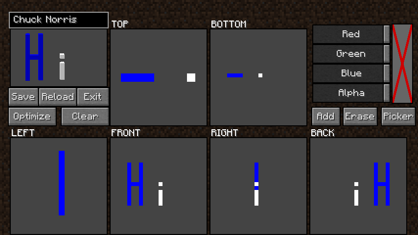 247b5  fLti62I VoxelModel Screenshots
