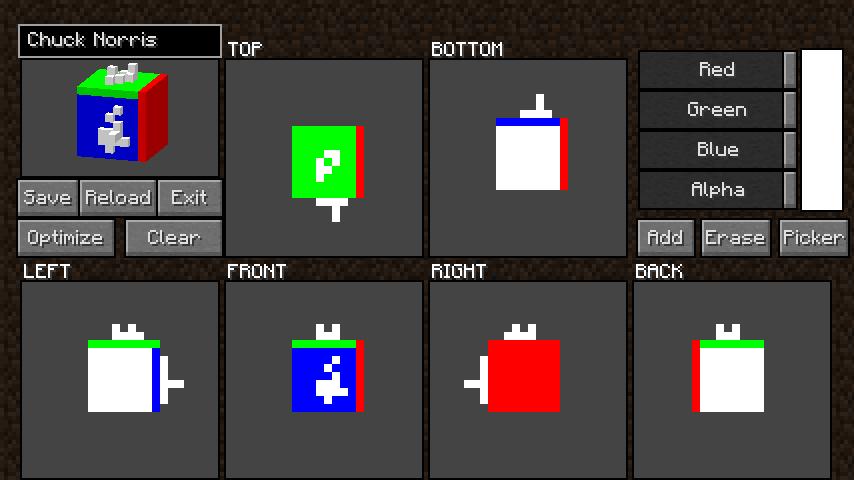 247b5  w2FAu4R VoxelModel Screenshots