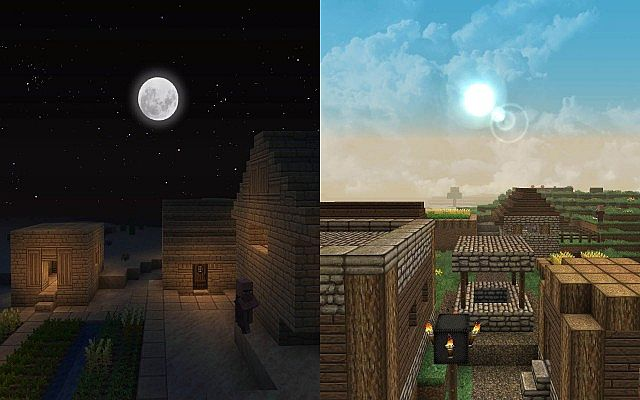 2631d  Halcyon days texture pack 7 [1.7.2/1.6.4] [32x] Halcyon Days Texture Pack Download