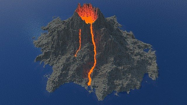 29db6  Realistic Volcano Map Realistic Volcano Map Download