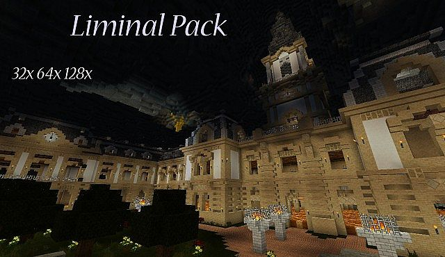 2b445  Liminal texture pack [1.7.2/1.6.4] [32x] Liminal Texture Pack Download