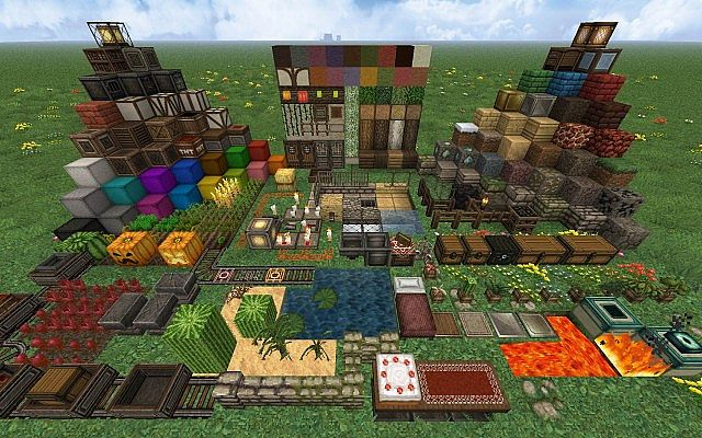3a0a8  Halcyon days texture pack 2 [1.7.2/1.6.4] [32x] Halcyon Days Texture Pack Download