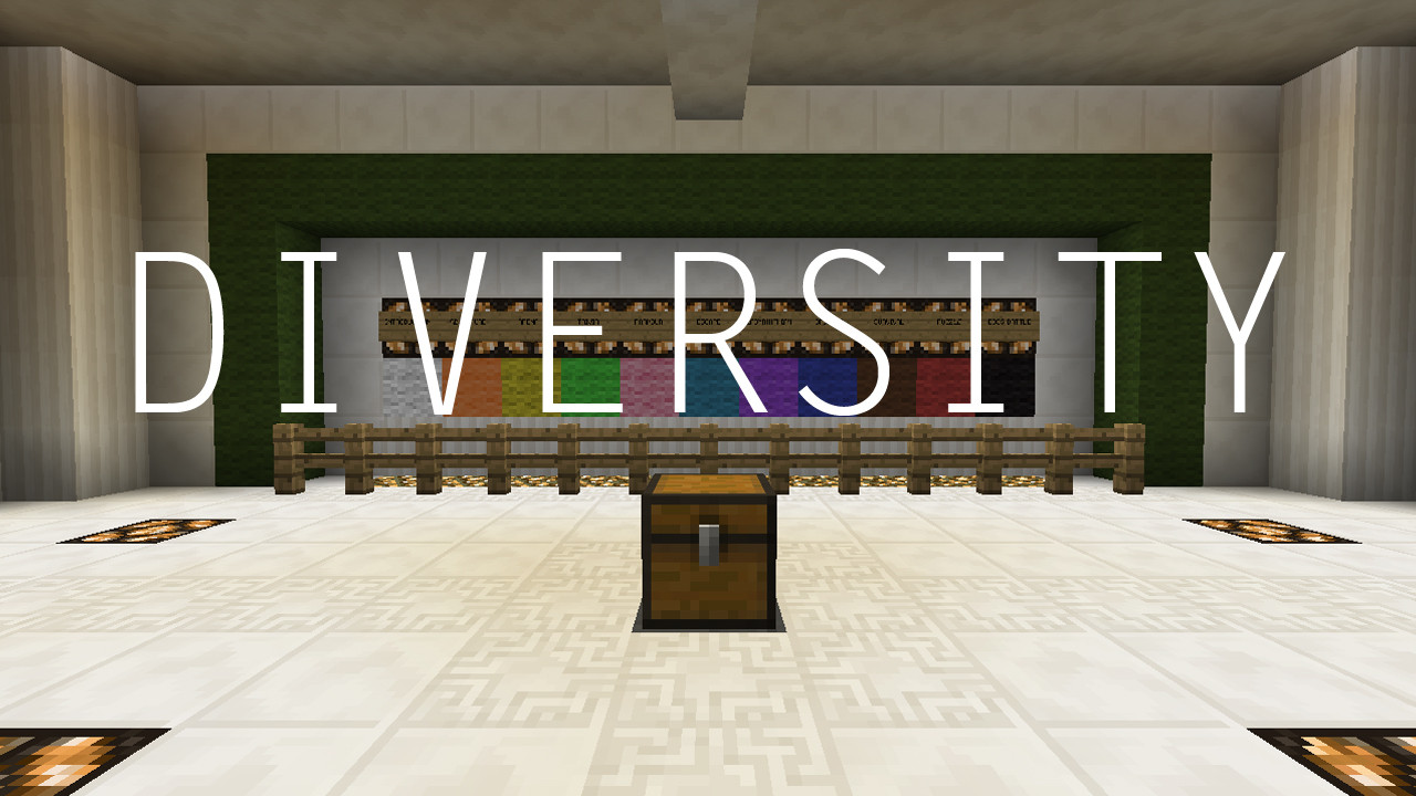 3ce3d  Diversity Map 1 [1.7.4] Diversity Map Download