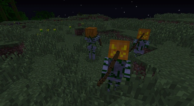 3fa45  Pumpkin Patch Texture Pack 2 [1.9.4/1.8.9] [32x] Pumpkin Patch Texture Pack Download