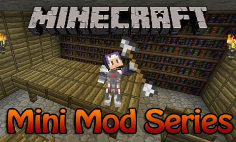 448da  Mini Mod [1.6.2] Mini Mod Download